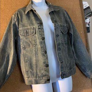 Gap jean jacket will man XS